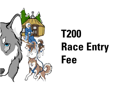 2019 T200 Race Entry Fee