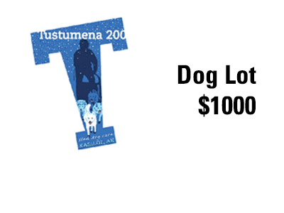 Dog Lot T200 Sponsorship