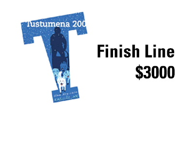 Finish Line T200 Sponsorship