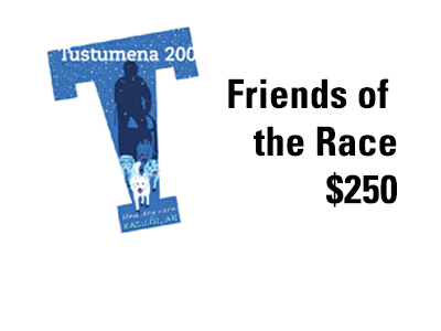 Friends of the Race T200 Sponsorship