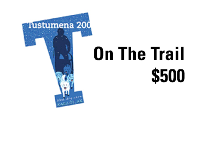 On the Trail T200 Sponsorship