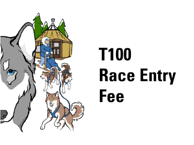 2019 T100 Race Entry Fee