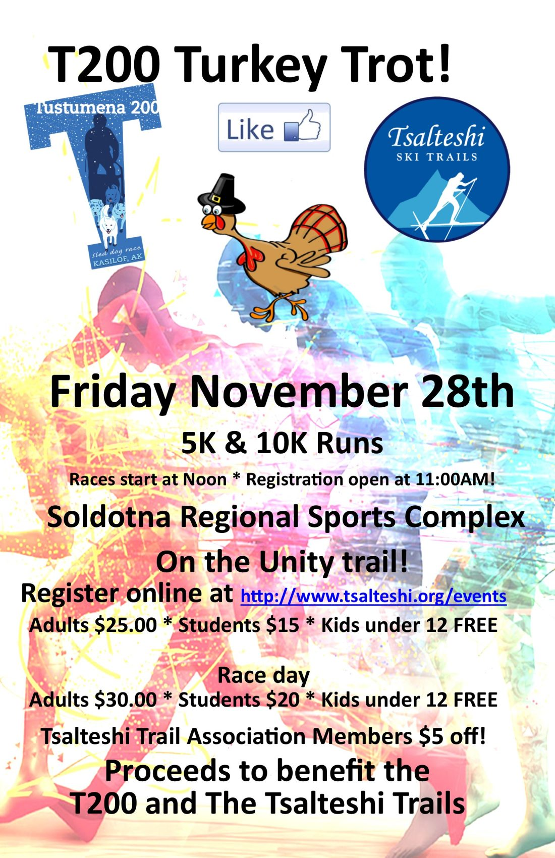 T200 Turkey Trot